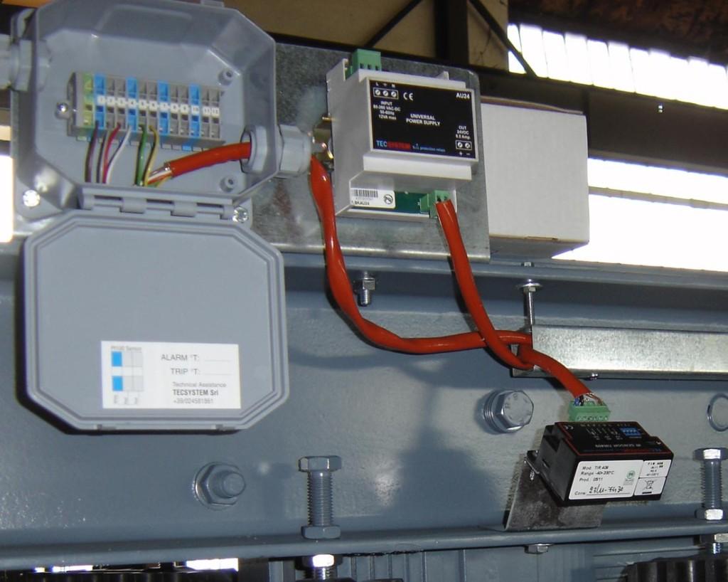 Dry type cast resin trasformer – Elettromeccanica Piossasco